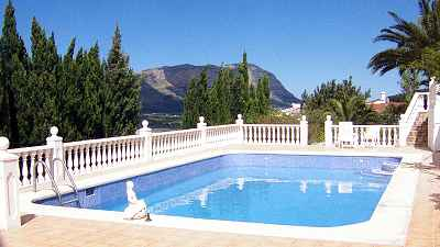 Beautiful Costa Blanca Villa Rental With Pool